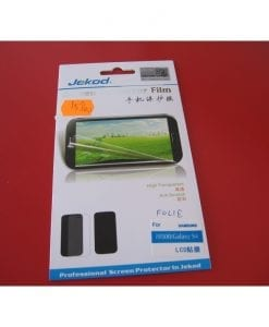 Samsung I9500 Galaxy S4 Folie Protectie - tipla display