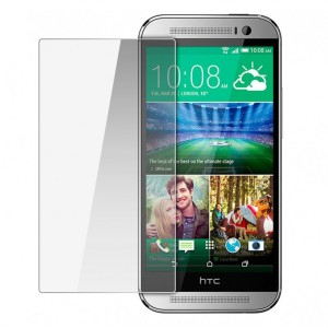 Folie Sticla HTC One M8 Tempered Glass 0.33mm Ecran Display LCD