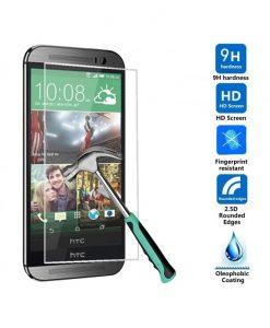 Folie Sticla HTC One M9 Tempered Glass 0.33mm Ecran Display LCD
