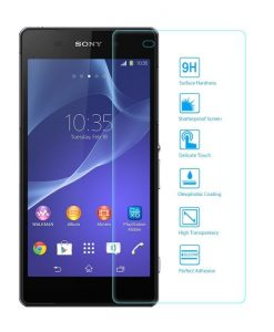 Folie Sticla Sony Xperia Z2 Tempered Glass 0.33mm Ecran Display LCD